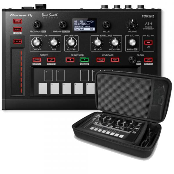 Home studio set Pioneer dj Toraiz AS-1 + AS1 bag