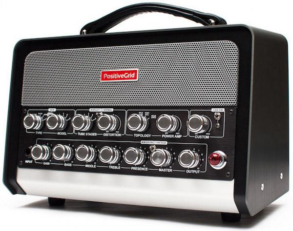 Electric guitar amp head Positive grid Bias Head Amplifier