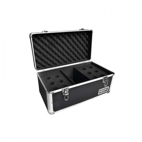 Flightcase for microphone Power acoustics FL MIC 12BL