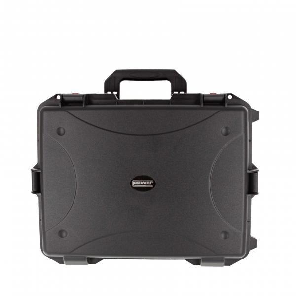 Hardware case Power acoustics IP65 CASE 50 Flight Case ABS With Trolley