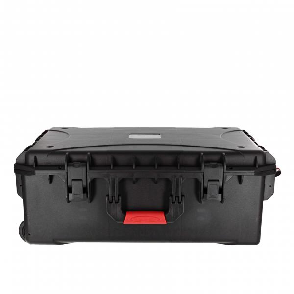 Hardware case Power acoustics IP65 CASE 60 Flight Case ABS With Trolley