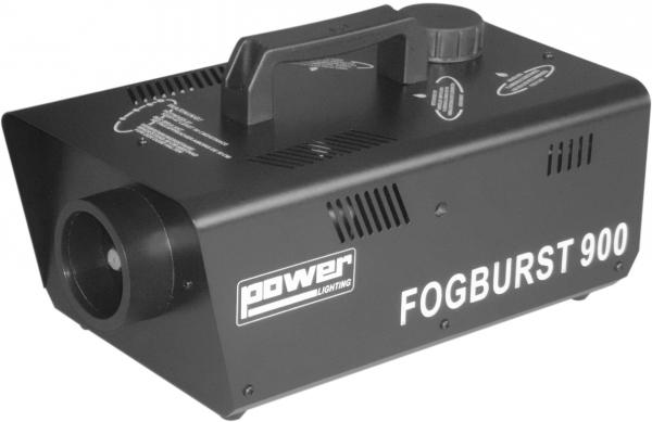 Fog machine Power lighting Fogburst 900