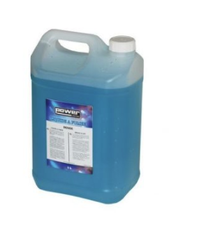 Juice for stage machine Power lighting Liquide à fumée lourde 5L