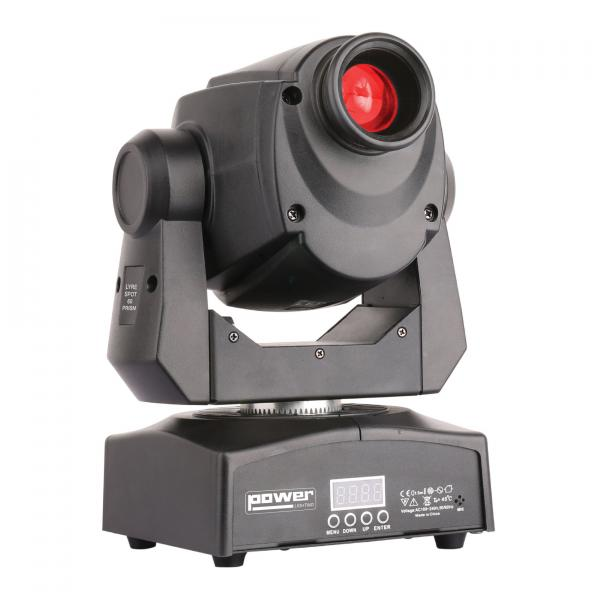 Lyre Power lighting Lyres Spot 60W Prism