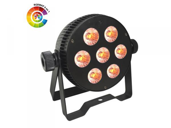 Par Power lighting Par Slim 7X10 Hexa