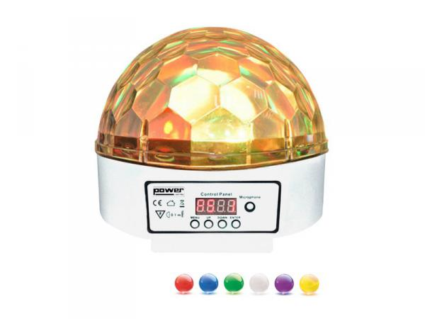 Derby Power lighting Sphero Magik Led MK2 White