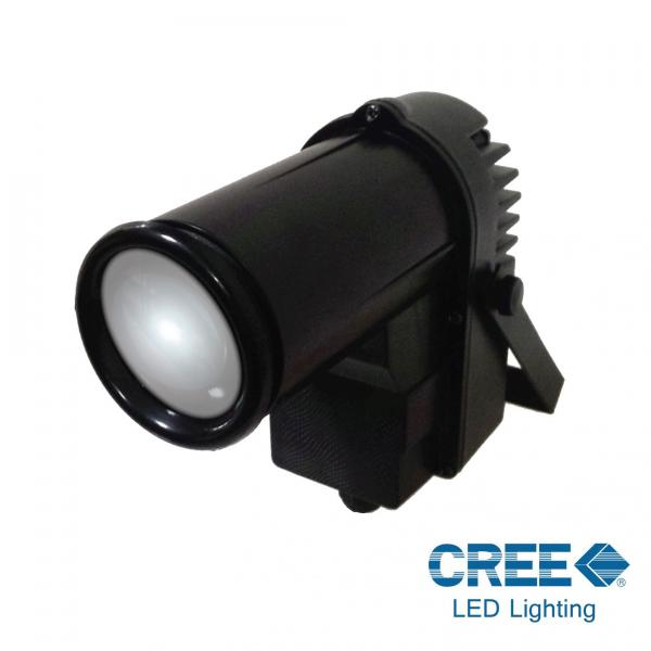 Motor for mirror ball Power lighting Spot led 10W QUAD CREE
