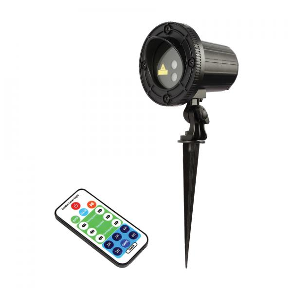 Power lighting Venus Garden IP65 250 RGB - Noir