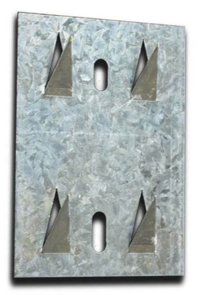 Panel for acoustic treatment Primacoustic Surface Impaler