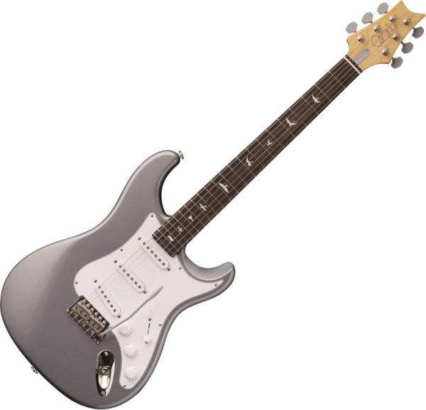 Solid body electric guitar Prs John Mayer Silver Sky +Bag - Tungsten