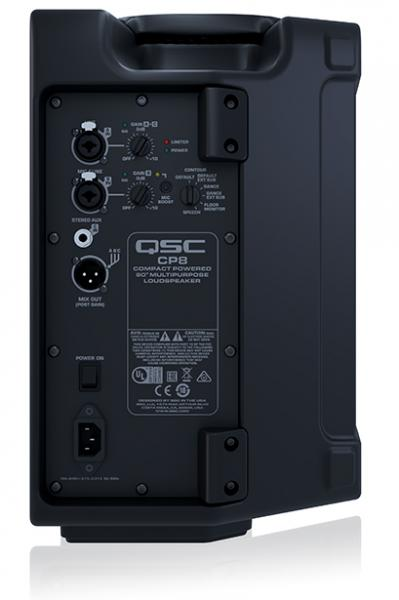 Active full-range speaker Qsc CP8