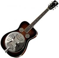 Dobro resonator Recording king RR-50-VS Mahogany Professional Wood Body Resonator - Vintage sunburst