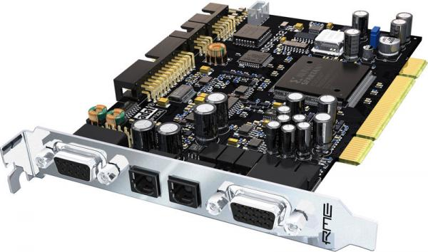 Others formats (madi, dante, pci...)  Rme HDSP 9632