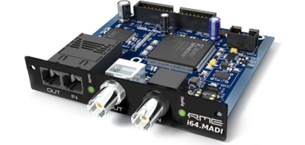 Others formats (madi, dante, pci...)  Rme i64-MADICard