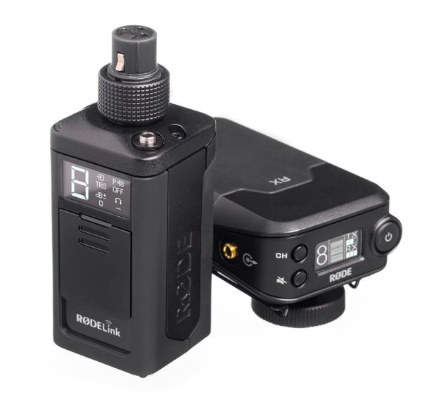 Wireless system Rode RodeLink Newsshooter Kit