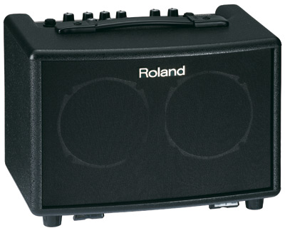 Acoustic guitar combo amp Roland AC-33