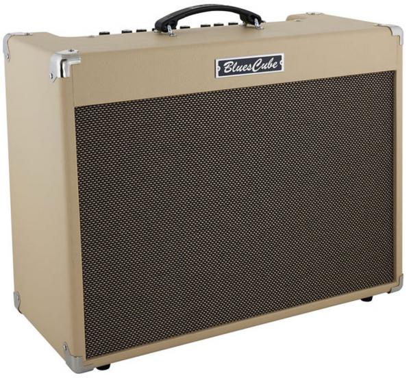 Electric guitar combo amp Roland Blues Cube Artist - Blonde