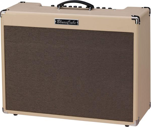 Electric guitar combo amp Roland Blues Cube Artist 212 - Blonde
