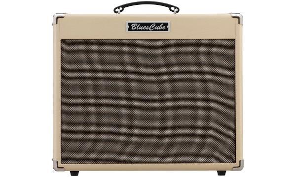 Electric guitar combo amp Roland Blues Cube Stage  - White