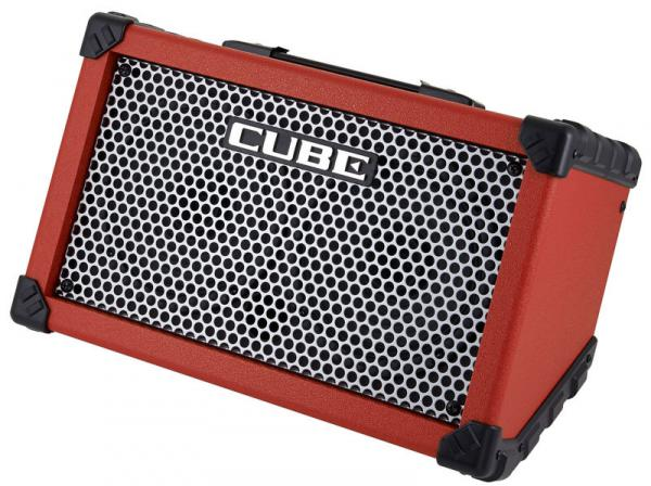 Electric guitar combo amp Roland Cube Street Red