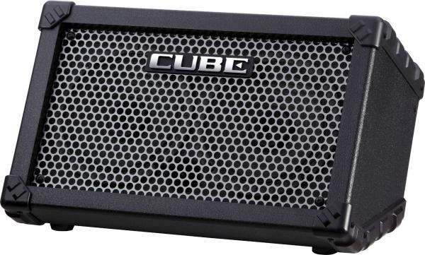 Electric guitar combo amp Roland Cube Street - Black