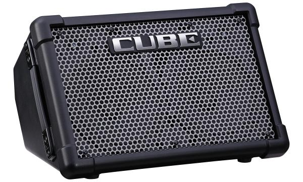 Electric guitar combo amp Roland CUBE Street EX - Black