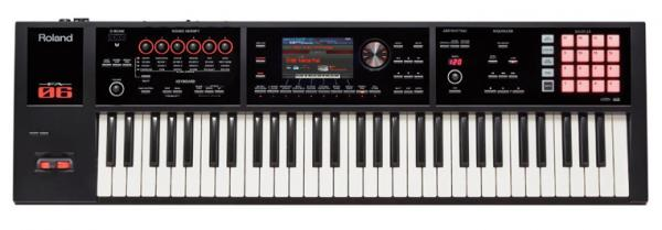 Workstation Roland FA-06