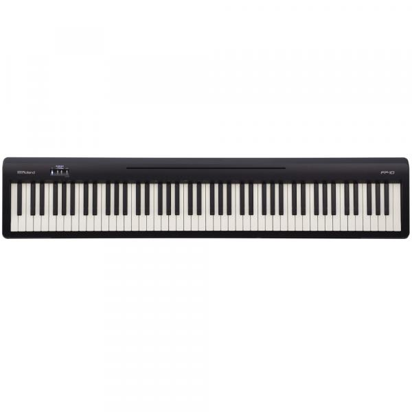 Portable digital piano Roland FP-10 BK