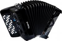 Digital accordion Roland FR-1XB BK