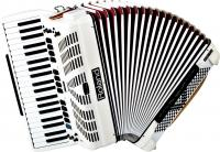 Digital accordion Roland FR-3X WH - Blanc