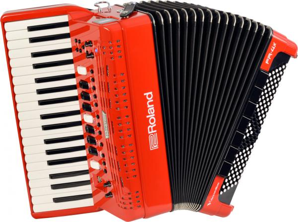 Digital accordion Roland FR-4X-RD