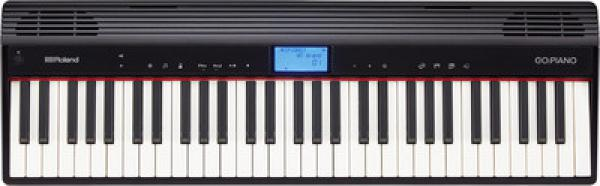 Entertainer keyboard Roland GO:Piano 61P