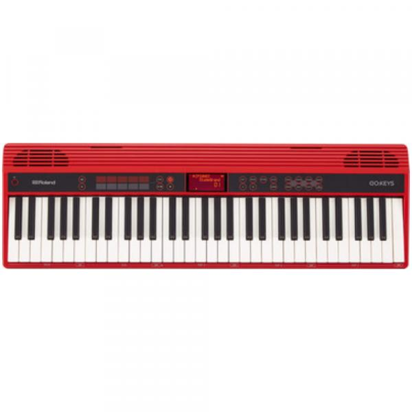 Entertainer keyboard Roland GO:Keys 61 K