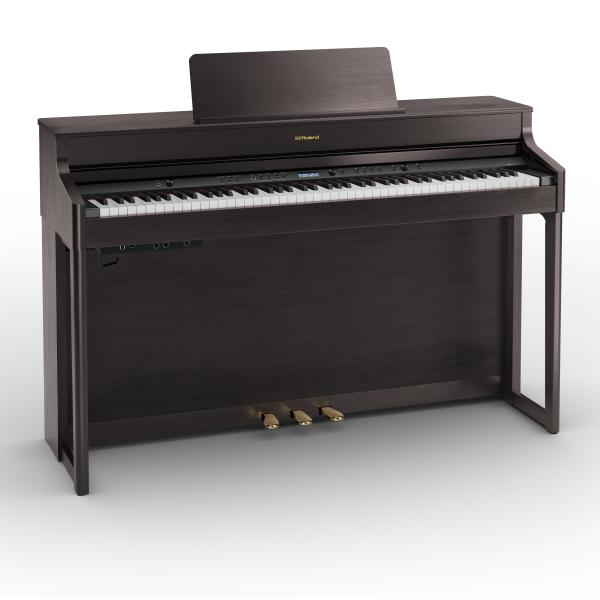 Digital piano with stand Roland HP 702 DR ROSEWOOD