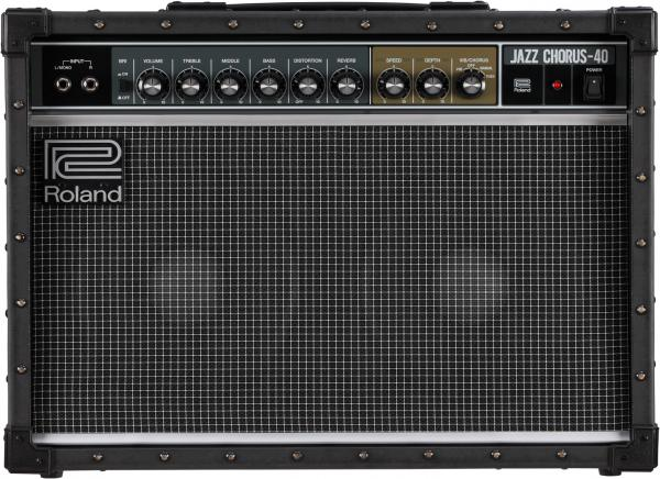 Electric guitar combo amp Roland JC-40