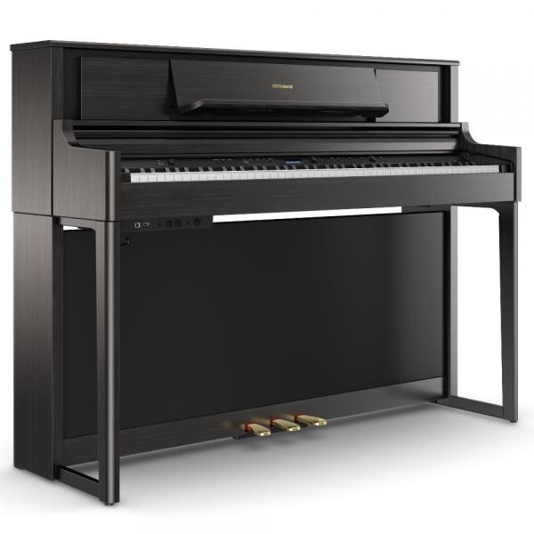 Digital piano with stand Roland LX705-CH