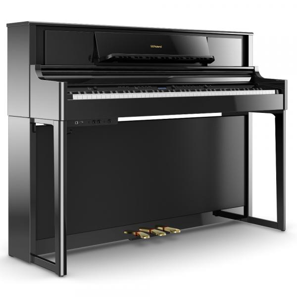 Digital piano with stand Roland LX705-PE