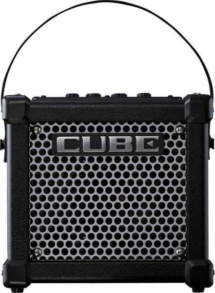 Electric guitar combo amp Roland Micro Cube GX - Black