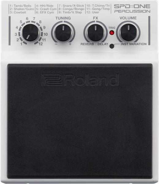 Electronic drum pad Roland SPD One P Percussion