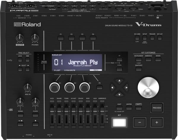 Electronic drum sound module Roland TD-50