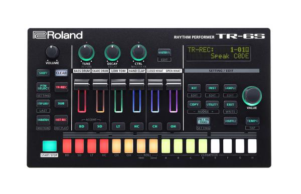 Drum machine Roland TR-6S