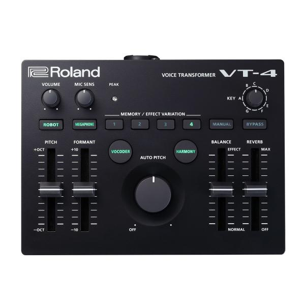 Effects processor  Roland VT-4