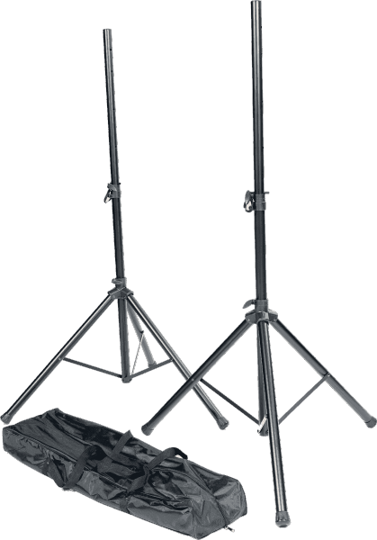 Speaker stand Rtx SS01 Pack 2 Pieds enceintes + housse