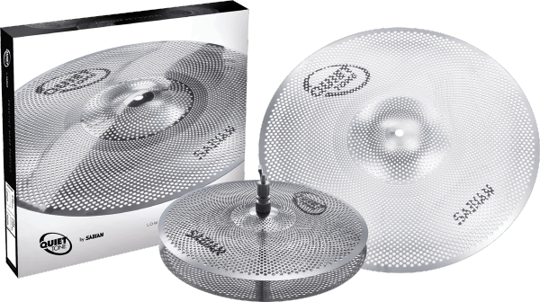 Cymbals set Sabian Quiet Tone Pack 13