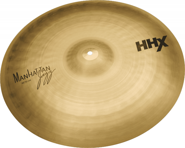 Ride cymbal Sabian RIDE 20 MANHATTAN JAZZ