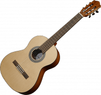 Classical guitar 3/4 size Santos y mayor GSM 7-3 3/4 - Natural