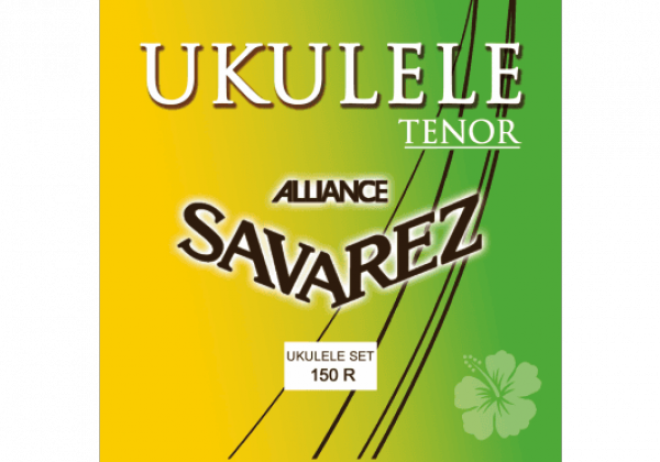 Ukulele strings Savarez Alliance 150R Jeu Ukulele Tenor - Set of strings