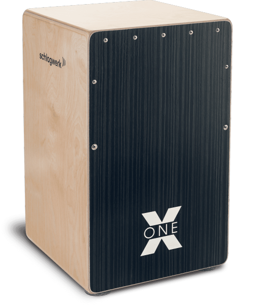 Cajon Schlagwerk                     CP160 HARD COAL STRIPES