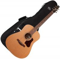Acoustic guitar Seagull S6 Original QIT 2019 +Bag - Natural