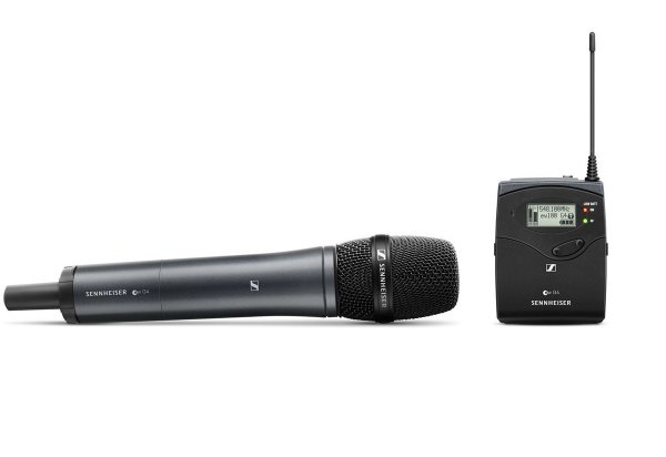 Wireless handheld microphone Sennheiser ew 135P G4-A